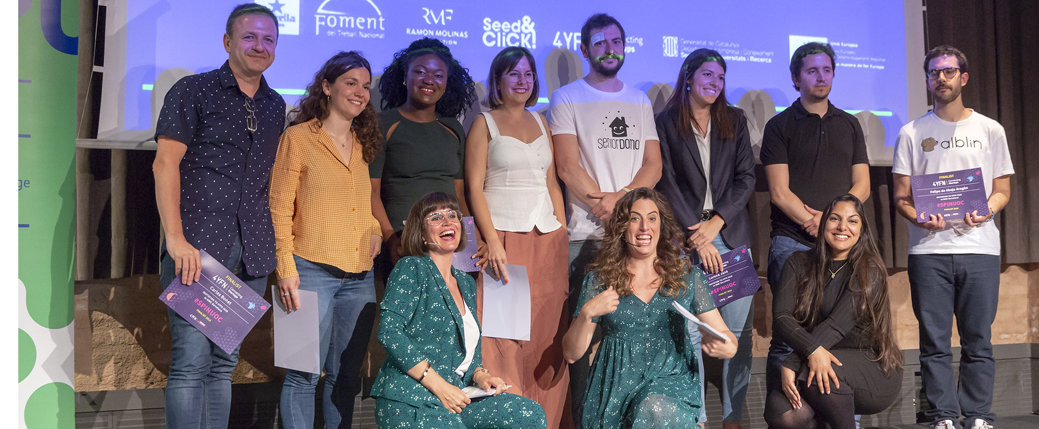 SpinUOC 2019 finalistes