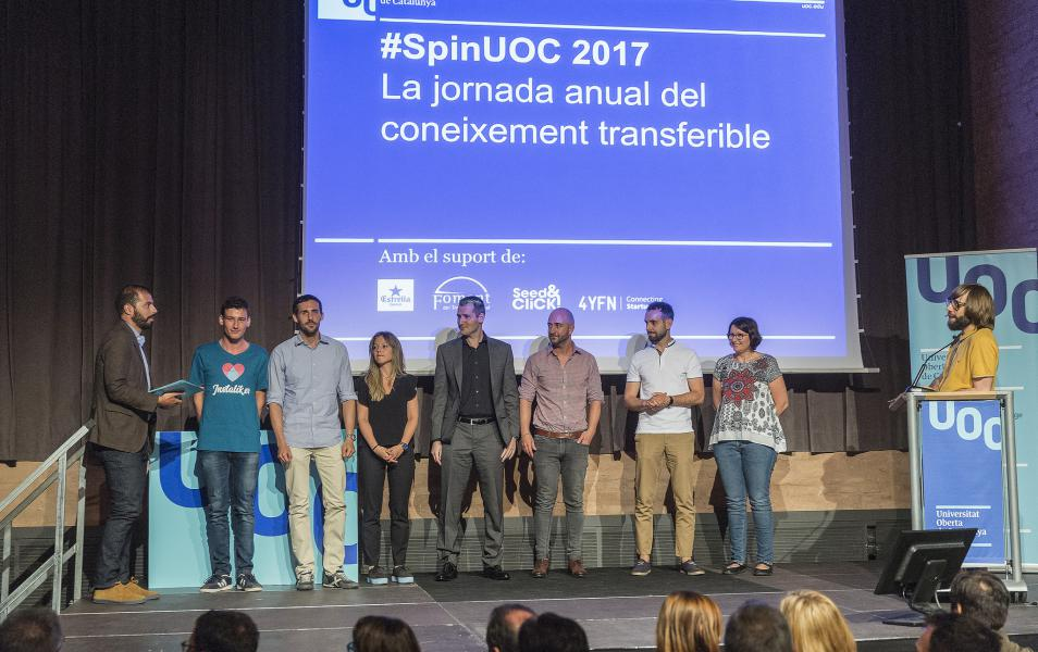 #SpinUOC 2018